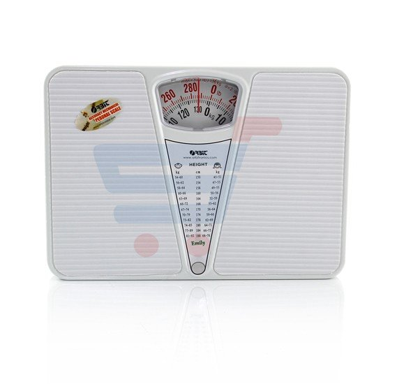Orbit Mechanical Personal Scale -EMILY WHITE