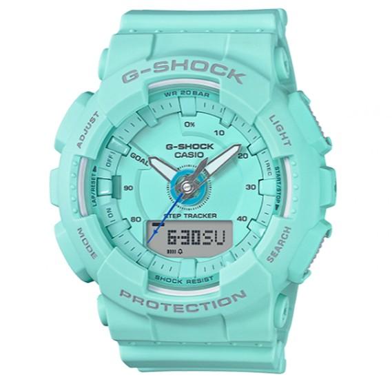 Casio G-shock Analog Digital Watch, GMA-S130-2ADR