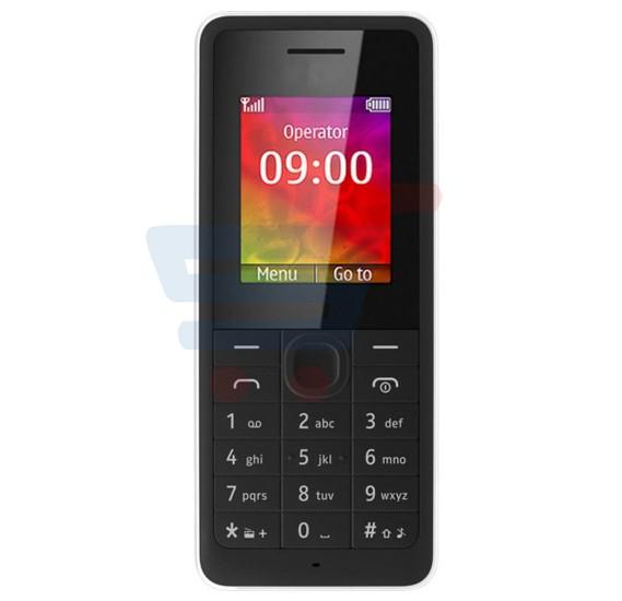 U2 106 Mobile Phone, 1.77 Inch QVGA Display, Dual Sim, Camera- Black