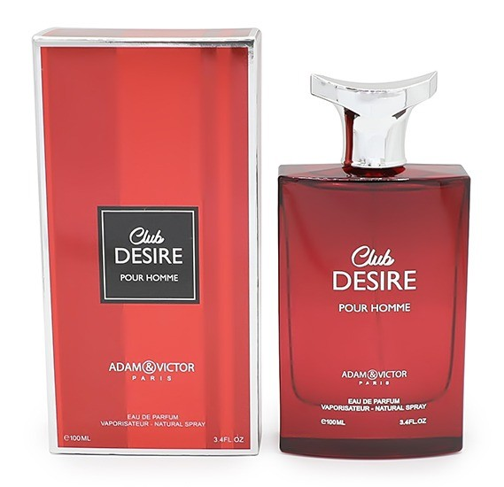 Icon Club Desire Perfume For Men -100 Ml