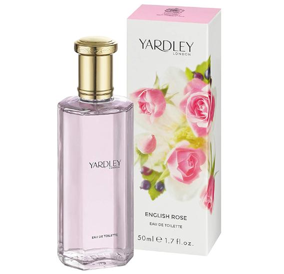 YARDLEY ENGLISH ROSE  EDT125ML