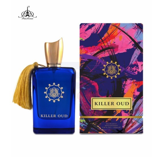 PCP Paris Corner Killer Oud Perfume 100Ml