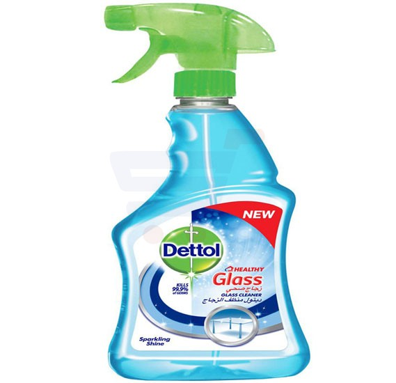 Dettol Healthy Glass Cleaner 500 ml