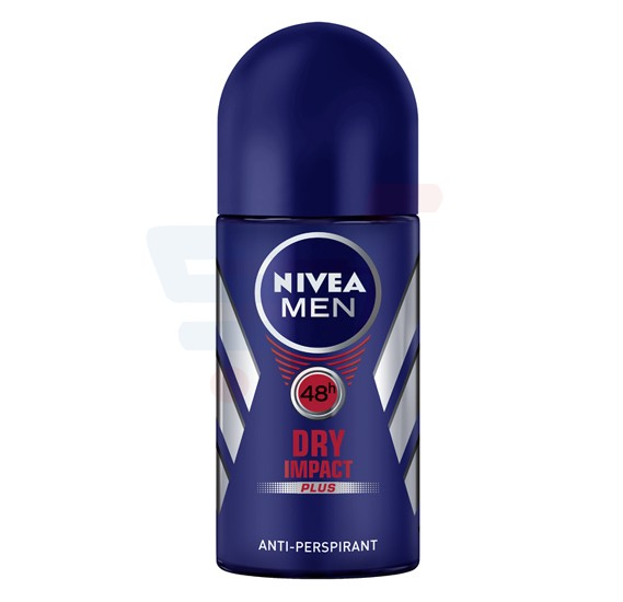 NIVEA Dry Roll-On For Men 50 ML