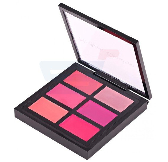 Ferrarucci PRO Lip Palette The Glam Shine 2.2g, 04
