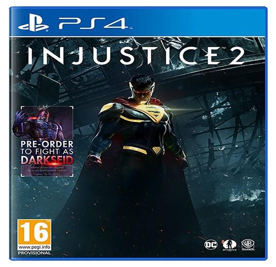Warner Bros Injustice 2 For PS4