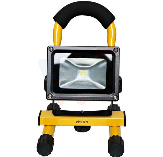 Clikon Rechargeable Led Worklight - Ck5037