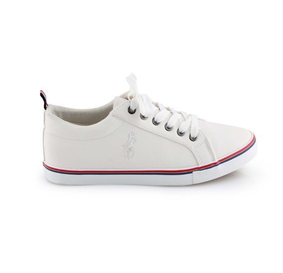 Casual Shoes For Mens GH-859, Size 40 - White