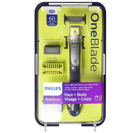 Philips 075020075390 One Blade With Li-Ion Handle
