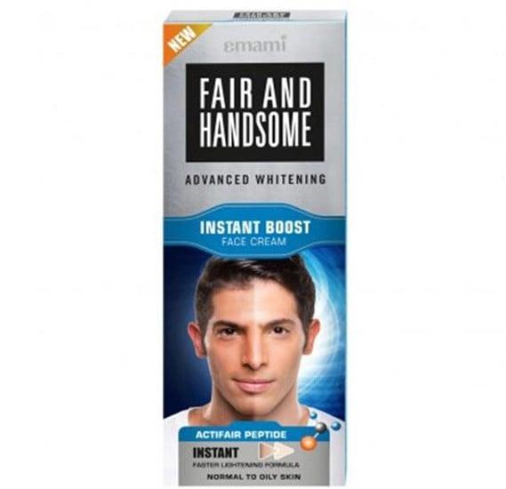 Emami Fair & Handsome Instant Boost Fairness Cream 100Gm