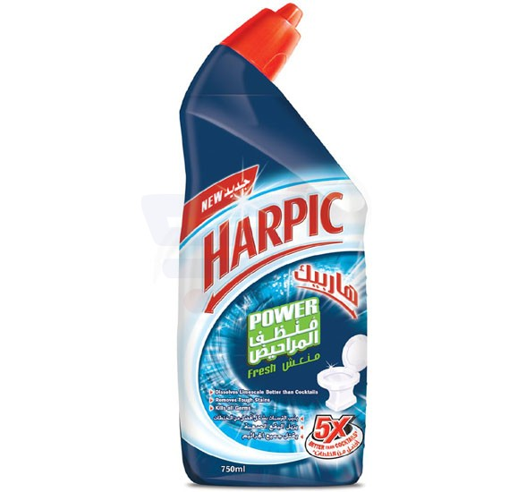 Harpic Original Power Fresh Liquid Toilet Cleaner 750ml