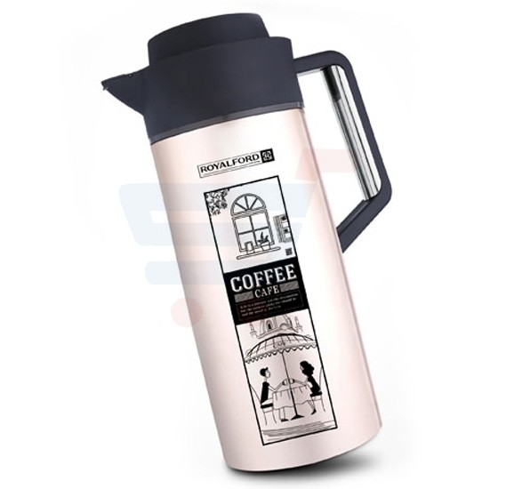 RoyalFord Coffee Pot 1500 Ml - RF8302