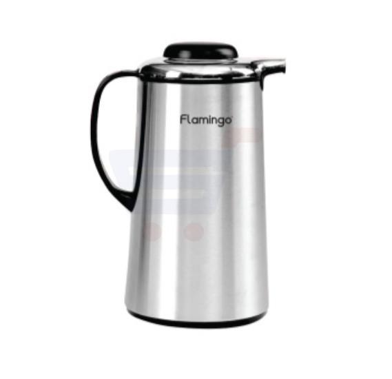Flamingo Staleness Steel Vacuum Jug  1.3L - FL3801VF