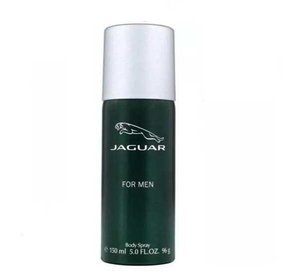 Jaguar Green Deodorant Spray, 150 ML