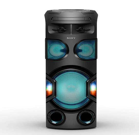 Sony MHC-V72D High Power Party Speaker with Bluetooth Technology