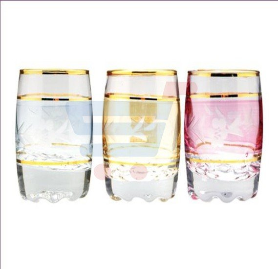 RoyalFord 6 Pieces High Grade Glassware - RF7446
