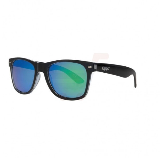 Zippo Classic Sunglasses Green Multicoating - OB21-07