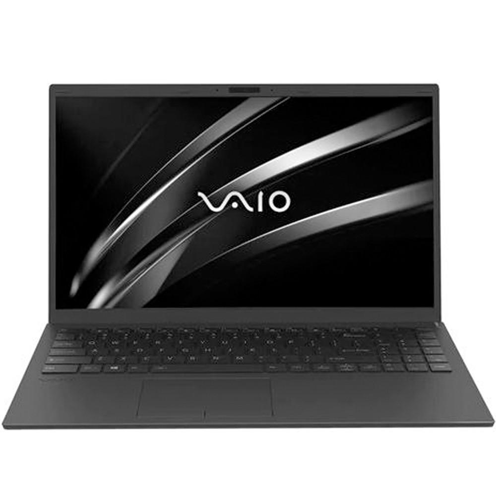 Sony Vaio E15-R5 Laptop, 15.6 inch Display AMD Ryzen 5 3500U Processor 8GB RAM 512GB SSD Storage Radeon Vega 8 Graphics, Black, Free Carrying Case