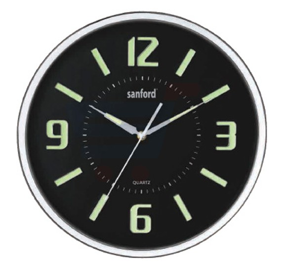 Sanford Analog Wall Clock - SF1455WC
