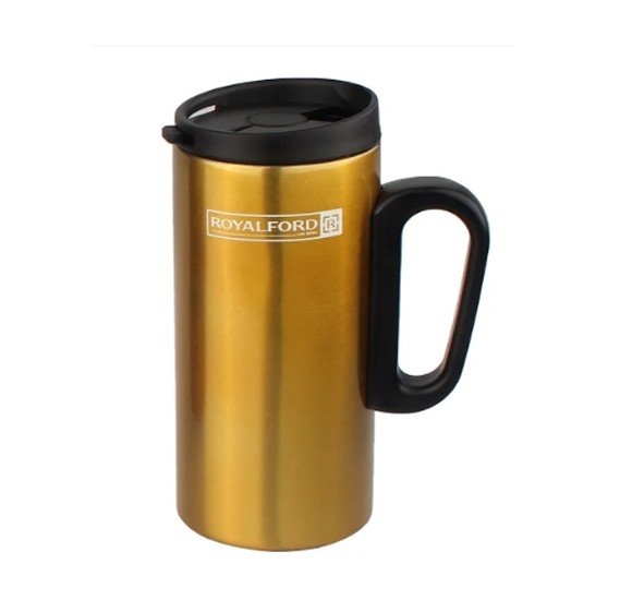 Royalford 250ml S/S coffee mug .RFU9037