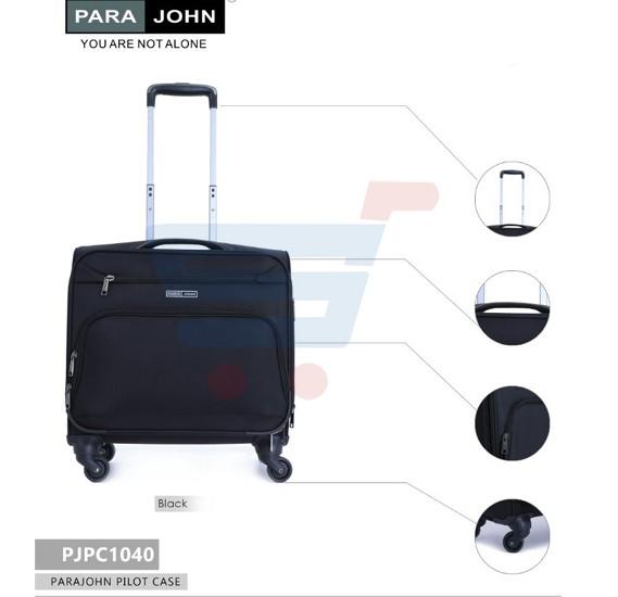 Para John 16 inch Trolley Bag - PJPC1040