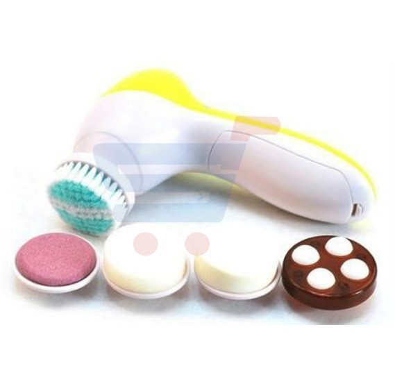 Body massager, peeling and cleaning