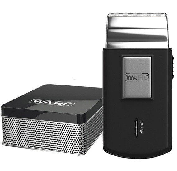 WAHL Cordless and Rechargeable Mobile Travel Shaver - 3615-1027