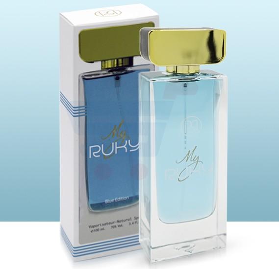 My Ruky Blue Edition Perfume, 100ml