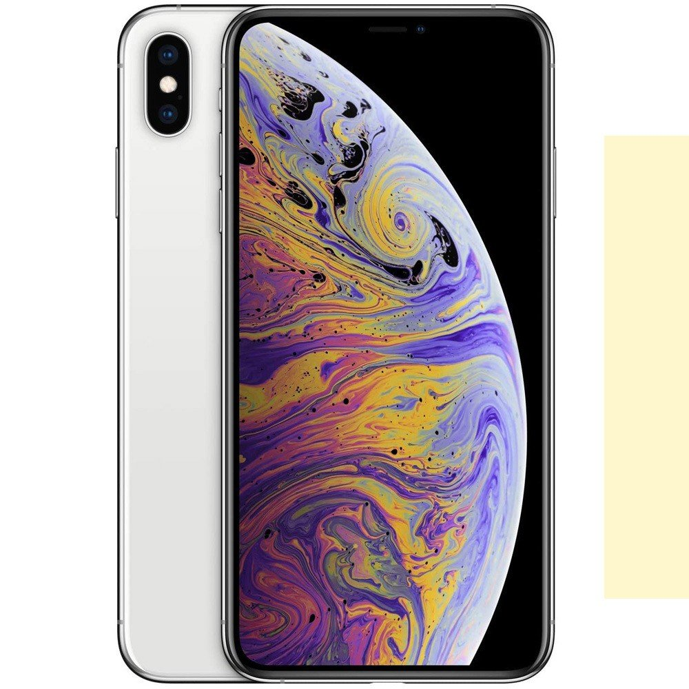 Apple iPhone Xs, 4GB RAM 256GB Storage, 4G LTE with FaceTime, Silver, Activated