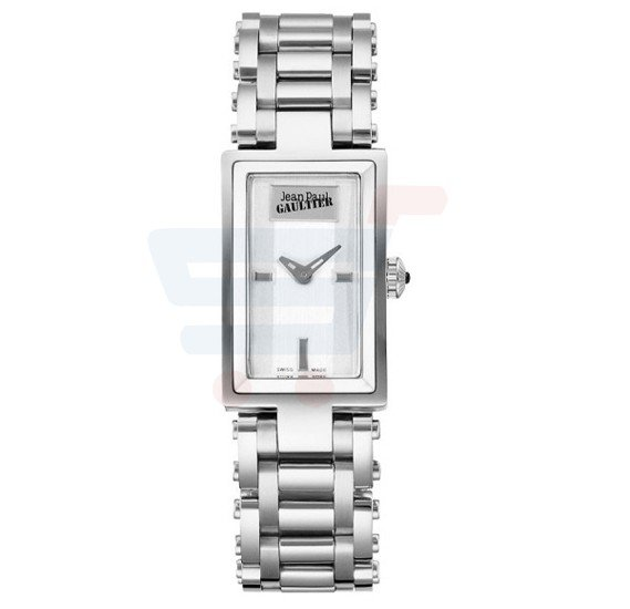 Jean Paul Gaultier Swiss Made Men Silver Watch - JPG0401001
