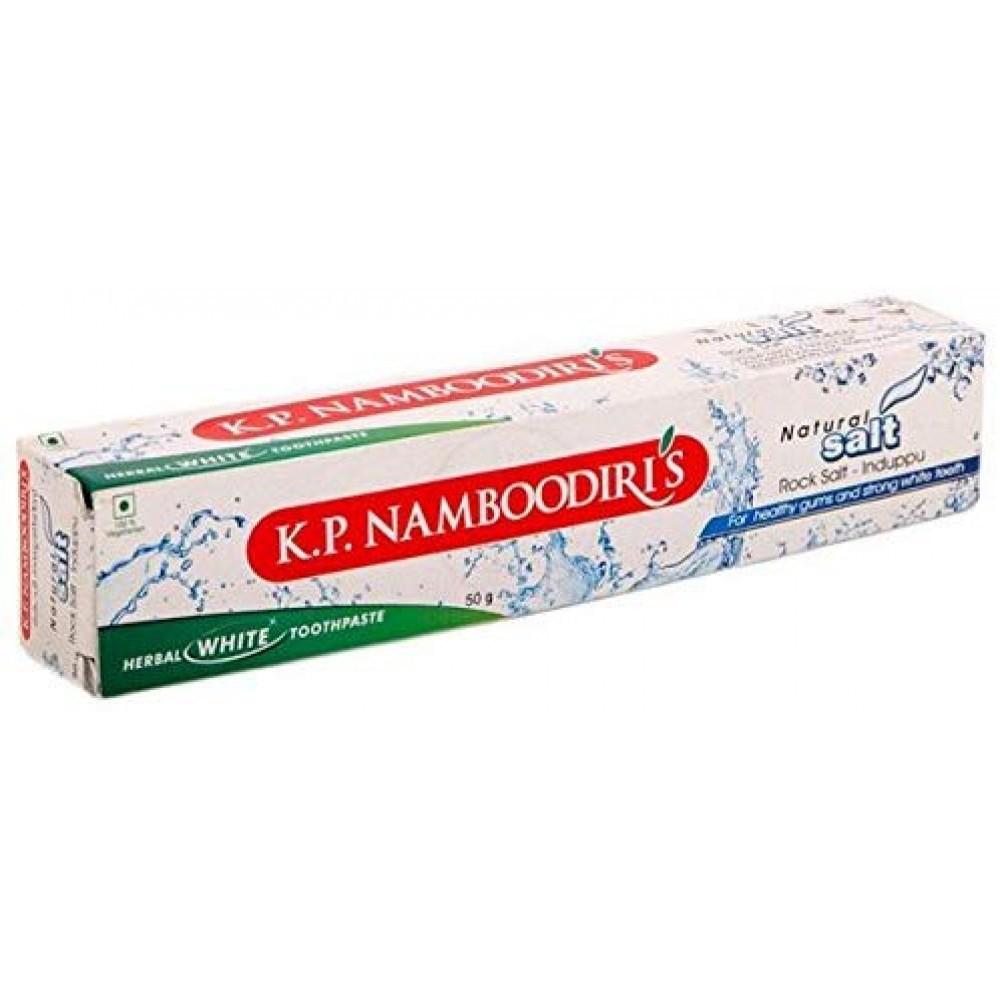 K.P.Namboodiris Tooth Paste Salt 100gm
