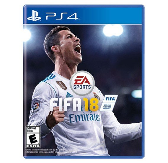Electronic Arts Fifa 18 For PS4