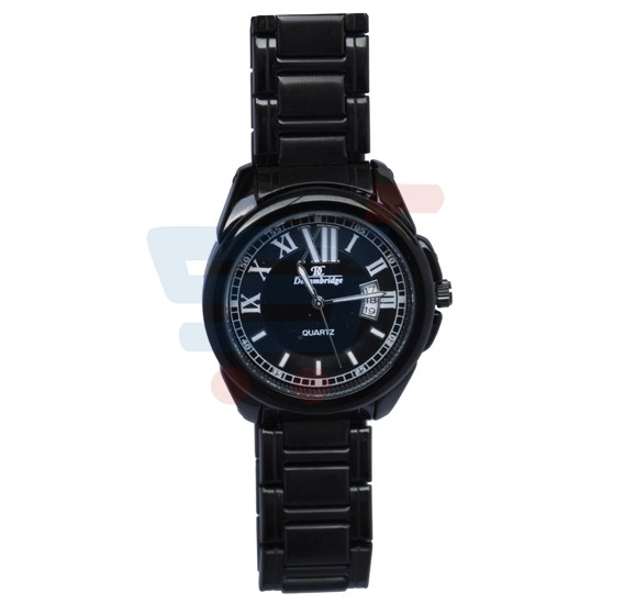Decambridge Analog Watch For Women Black - 85792D