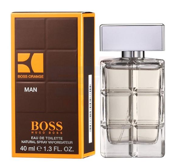 Hugo Boss Orange EDT 40ml For Men