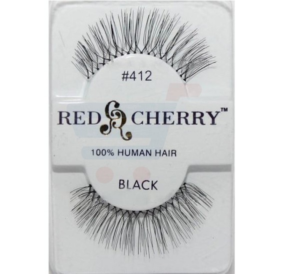 Red Cherry Eyelashes No-412