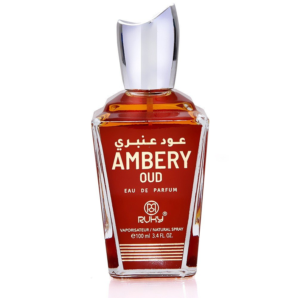 Ruky Ambery Oud EDP perfume 100ML