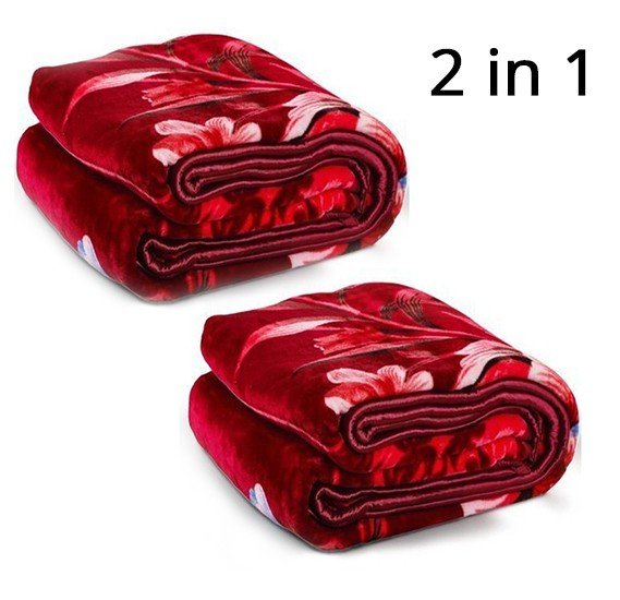 Star Life 2 Piece Blanket Set,160x240 Size