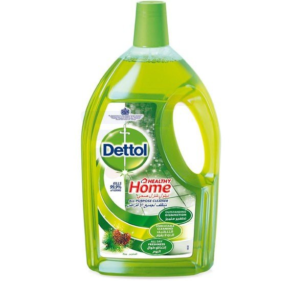 Dettol Healthy Home Pine Fragrance All Purpose 4 in 1 Multi Action Cleaner 3L