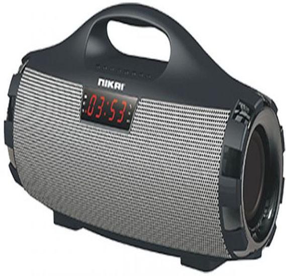 Nikai Bluetooth Speakers Black,12W,1800Mah,NBTS30
