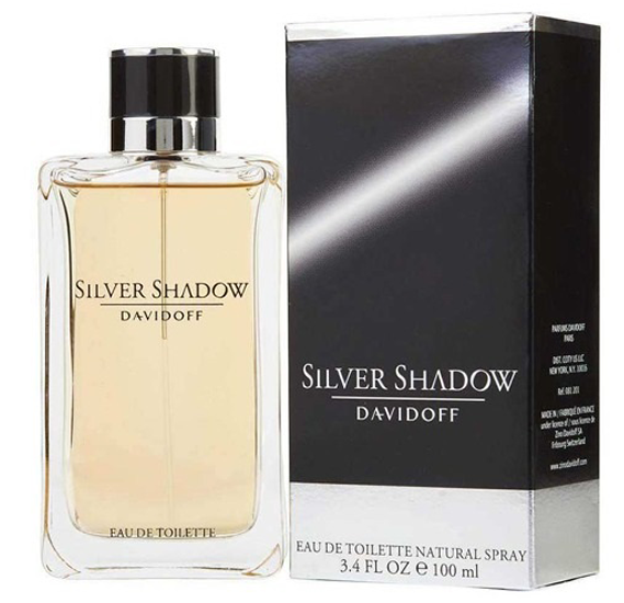 Davidoff Silver Shadow Perfume 100ml