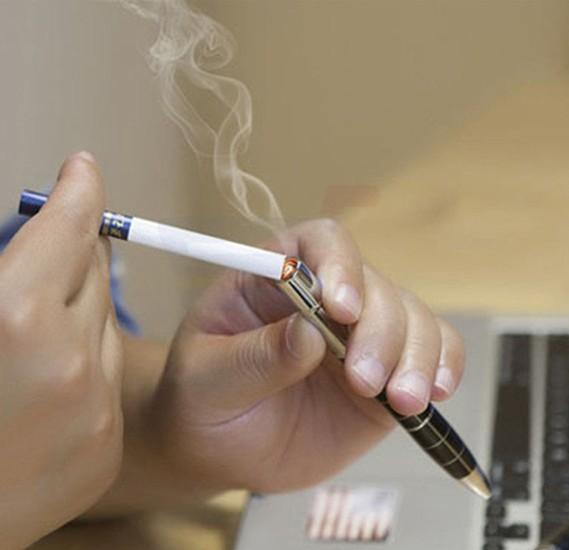 JOUGE USB Flameless Lighter Pen, Rechargeable Electronic Tobacco Lighter Pen