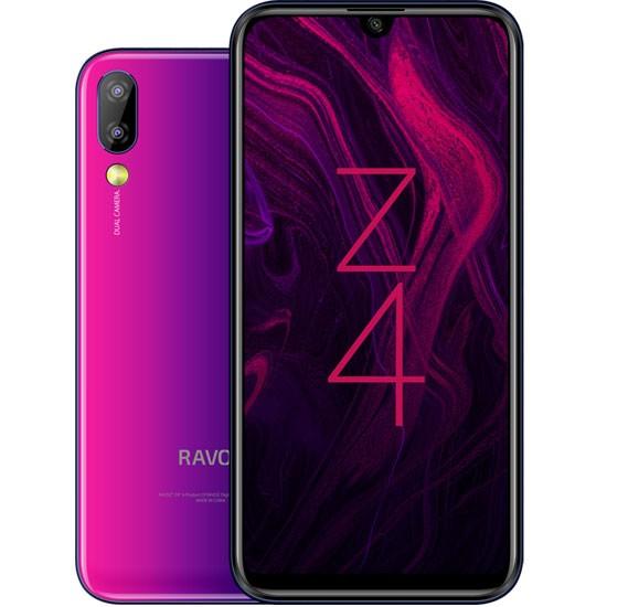 Ravoz Z4 32GB Rainbow Dual Sim Smartphone