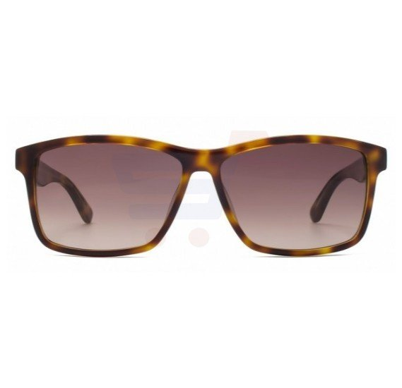 Lacoste Pilot Tortoise Frame & Brown Gradient Mirrored Sunglasses For Unisex - L705S-218