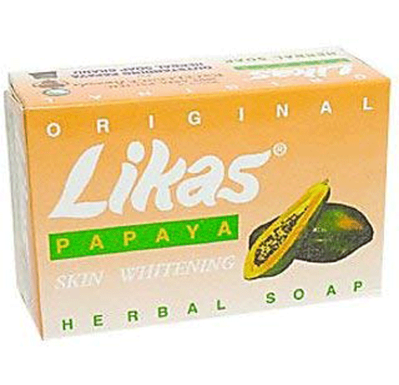 Likas Papaya Soap 135gm