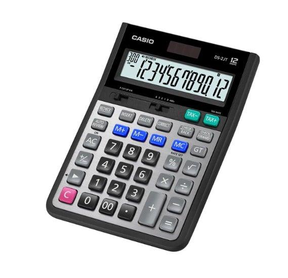 Casio Ds-2jt Calculator