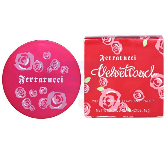 Ferrarucci Velvet Touch Flawless Powder 12g, FEC003