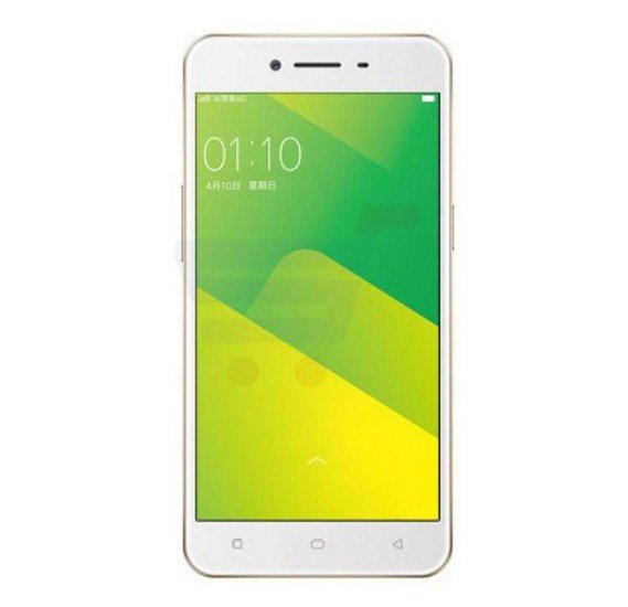OPPO A37 Smartphone, Android OS, 5.0 Inch Display, Dual SIM, Dual Camera, 2GB RAM, 16GB Storage - Gold