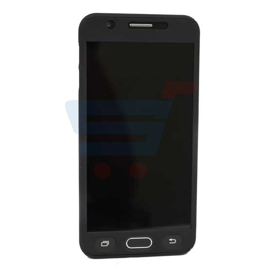 official photos 793c7 1193b Samsung Compatible 360 degree Protective Case for Samsung J5 Prime Black