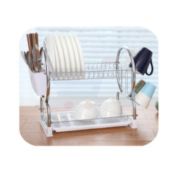 Flamingo Dish Rack 2Layer - FL1310DR