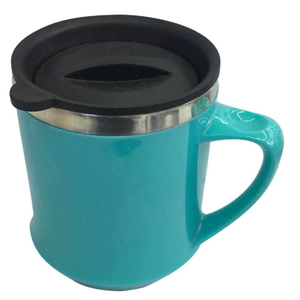 Delcasa Stainless Steel Travel Mug, 450ml - 2018